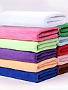 fibra superfina multifuncional toalha seca velocidade retangular (cor aleatoria)