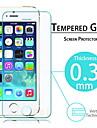Pantalla 2.5D prima Vidrio Templado Pelicula protectora para iPhone5/5S/5C