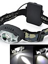 Headlamps LED 3 Mode 200-230 Lumens Waterproof / Rechargeable / Impact Resistant Cree XR-E Q5 AACamping/Hiking/Caving / Police/Military /