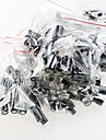 электролитические конденсаторы 0.22uF - 470uF (12 значений х 10шт)