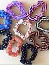 Beautiful Fashion Super Elastic Hair Bands (Color Random)