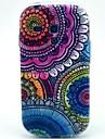 Pour Samsung Galaxy Coque Motif Coque Coque Arriere Coque Fleur PUT pour Samsung S3 Mini