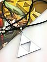 Бижутерия Вдохновлен The Legend of Zelda Косплей Аниме/Видеоигры Косплэй аксессуары ожерелья Серебро Сплав Мужской
