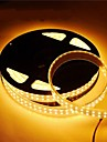 IP68 Waterproof 5M 144W 600*5050 SMD 9600LM Warm White Double Casing Underwater Light LED Strip Lamp (DC12V)