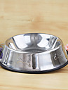 Yi Qin High Quality Stainless Steel Bowl Pet Supplies Watering Bowl Large Size for Pet Dogs