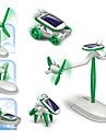 DIY 6 in 1 Solar Robot Kinder Bildungs-Kits