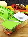 1 Pcas. Placa de Corte For para Frutas / para Vegetable Plastico Multifuncoes / Creative Kitchen Gadget