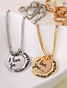 Pendant Necklaces Alloy Daily / Casual / Sports Jewelry