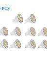 10 pcs GU10 5W 20 SMD 5050 320 LM Warm White / Cool White LED Spotlight AC 220-240 V