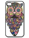 Cubierta Posterior - Animal - para iPhone 6 ( Blanco , Plastico )