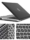 """ENKAY Protective Keyboard Film and Crystal Case for 13.3"""" MacBook Pro"""