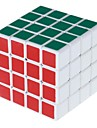 4x4x4 Spring Magic Rubik\'s Cube Puzzle Toy - White Base