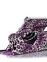 Кожа PU , черный/коричневый/фиолетовый Яблоко iPad mini