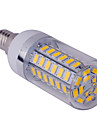 1 pcs E14 15 W 60 X SMD 5730 1500 LM 2800-3200/6000-6500 K Warm White/Cool White Corn Bulbs AC 85-265 V