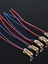 red dot laser diode modul - 3v (5pcs)