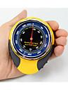 4 in1 utomhussporter multifunktionella höjdmätare barometer kompass termometer för camping vandring