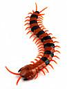 реалистичные оранжевый черный многоножка игрушки дистанционного управления