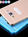 Для Кейс для  Samsung Galaxy Покрытие Кейс для Задняя крышка Кейс для Один цвет Акрил Samsung A3