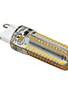 G9 4 W 104 SMD 3014 350 LM Warm White T Corn Bulbs AC 220-240 V
