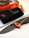 Outdoor Convenient Fold Self-defense Knife