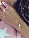 Femme Bracelets Bagues Mode bijoux de fantaisie Alliage Amour Bijoux Pour Soiree Quotidien Regalos de Navidad