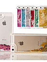 3 d cor fluxo liquido padrao de volta caso capa para o iPhone 5 / 5s (cores sortidas)