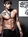 1 Tatouages Autocollants Series de totem Autres Non Toxique Bas du Dos ImpermeableEnfant Homme Femme Adulte Adolescent Tatouage Temporaire