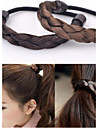 Super Affordable Forever Chic Alloy/Fabric Hair Ties 1pc (Random)