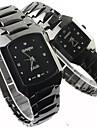 Couple\'s Watch Fashion Dress Watch Alloy Band