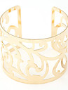 Bracelet/Cuff Bracelets Alloy Party / Daily / Casual Jewelry Gift Gold / Silver,1pc