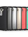 For LG Case Shockproof Case Back Cover Case Armor Hard PC LG