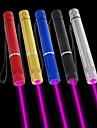 Фиолетовая лазерная указка - Фигурные фонари - Алюминиевый сплав