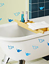 Аппликации для ванной Унитаз / Ванна / Для душа / Шкафчики Пластик Многофункциональный / Экологически чистый / Мультфильмы / Подарок
