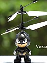"""2,015 רובוט טיסת RC hy830 צעצוע חייזר חמוד חדש, כבל USB מטען המזל""""ט שלט רחוק כלול"""