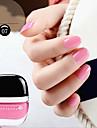 poli terne Matt dépouiller ongles no.1-12 ongles (18ml, couleurs assorties)