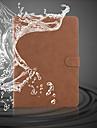 jauhaa arenaceous pu suojakotelo kansi jalusta iPad iPad Mini / Mini 2 / Mini 3 (eri värejä)