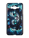 For Samsung Galaxy Case Pattern Case Back Cover Case Cat PC Samsung Grand Prime