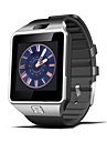 New Smart Watch DZ09 with Bluetooth V4.1 Sedentary reminder/Sleep monitoring/Remote camera/Anti-lost Function