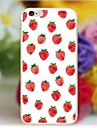 Fruit Groups Transparent TPU Soft Back Case Cover for iPhone 5/5S(Assorted Colors)