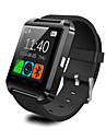 u8 Montre intelligente bluetooth reponse / camera message de controle des medias / anti-perdu pour android ios Telephone intelligent /