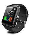 u8 smartwatch resposta bluetooth / controle de midia mensagem de camera / anti-perda para o android ios smartphones