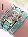 Woman\'s Watch The New Round Round Korea Velvet Bracelet Watch
