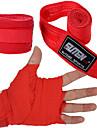 Suporte de Mao & Punho Faixa para as Maos para Arte Marcial Boxe Taekwondo Muay Thai Sanda Karate UnissexRespiravel Ajustavel Elastico
