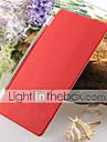 rode bohemen bloempatroon pc harde case voor de iPad mini 3, ipad mini 2, ipad mini