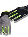 Gants sport Cyclisme/Velo Homme Doigt complet Antiderapage / Diminue Irritation / Resistant aux ultraviolets / ProtectifPrintemps / Ete /