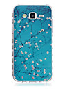 For Samsung Galaxy Case Pattern Case Back Cover Case Flower TPU Samsung J7 / J5 / J3 / J2 / J1 Ace / J1 / Grand Prime / Core Prime / Alpha