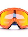 Башту ПК линзы материал и ТПУ Материал рамы сноуборд очки