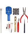 ver kit de herramienta de la reparacion de la correa pin set removedor de 16 piezas