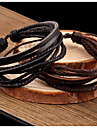 Leather Bracelet Leather Bracelets Daily / Casual 1pc