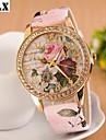 Women\'s Bohemia Diamond Flowers Quartz Analog Necklace Watch(Assorted Colors) Cool Watches Unique Watches